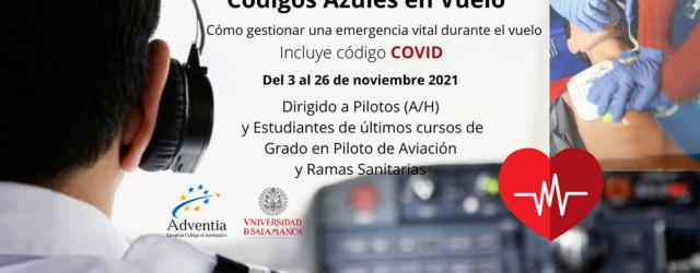 Curso de Codigos Azules en aviación