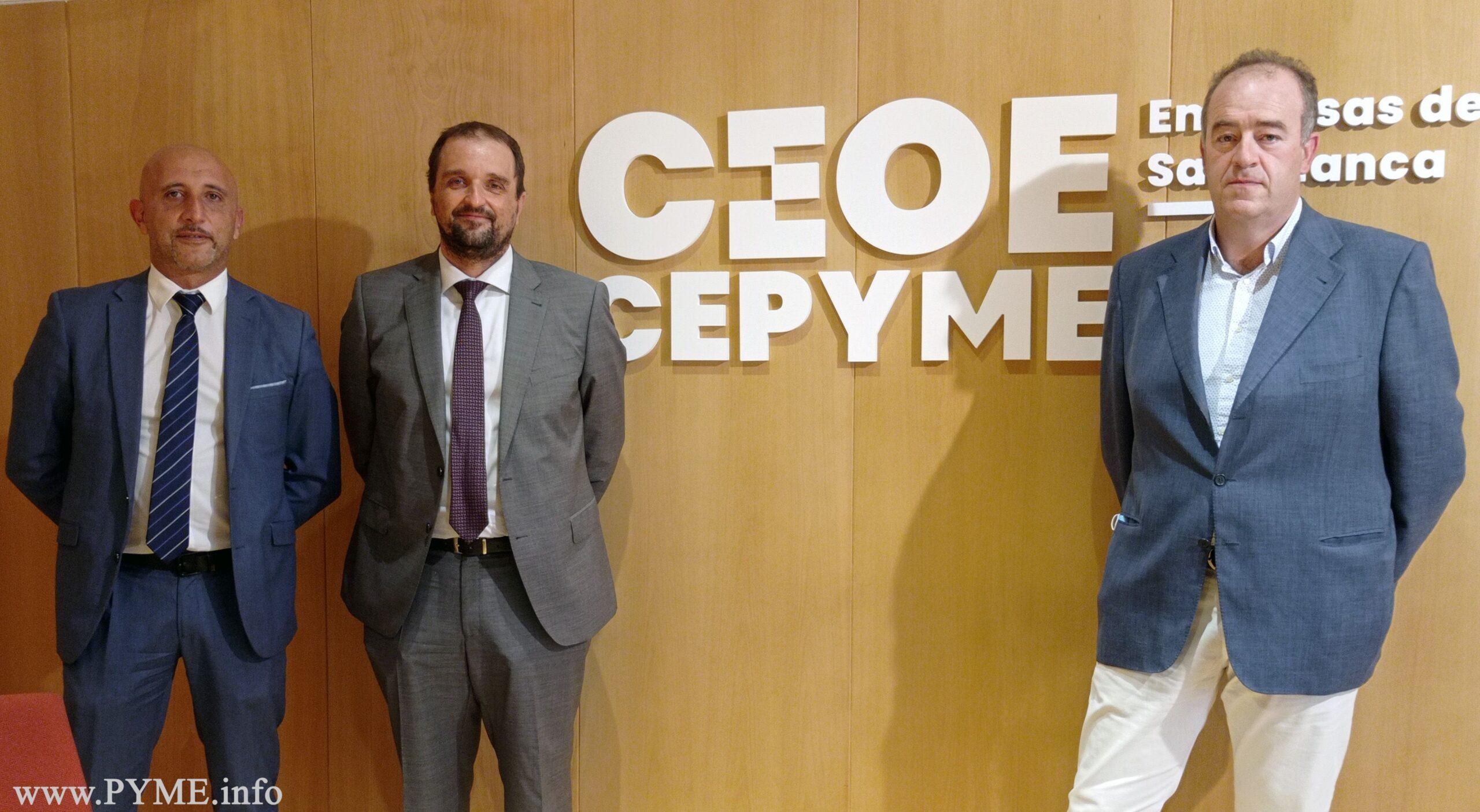 CEOE CEPYME Salamanca y SegurCaixa Adeslas ofrecen a los empresarios un seguro de salud con condiciones preferentes